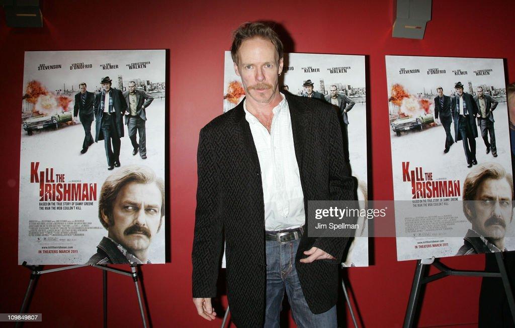 Director Jonathan Hensleigh attends the premiere of 'Kill the Irishman' at Landmark's Sunshine Cinema on March 7, 2011 in New York City.