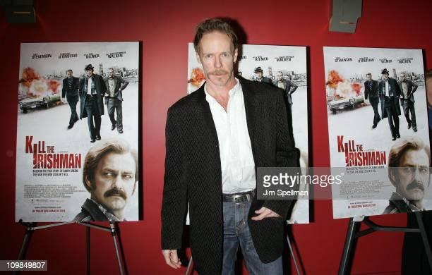 Director Jonathan Hensleigh attends the premiere of Kill the Irishman at Landmark's Sunshine Cinema on March 7 2011 in New York City