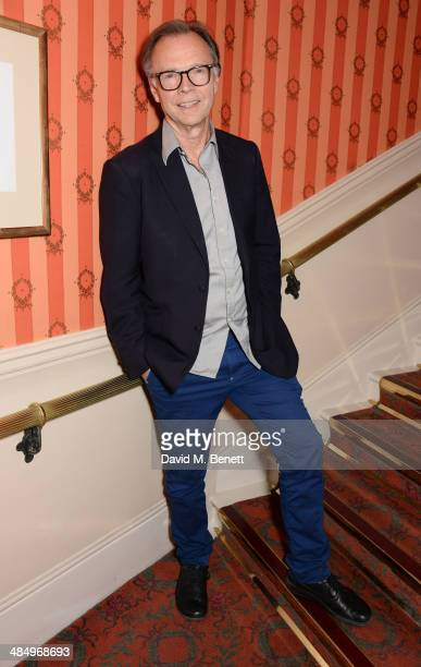 Director Jonathan Kent attends the press night performance of Good People at the Noel Coward Theatre on April 15 2014 in London England