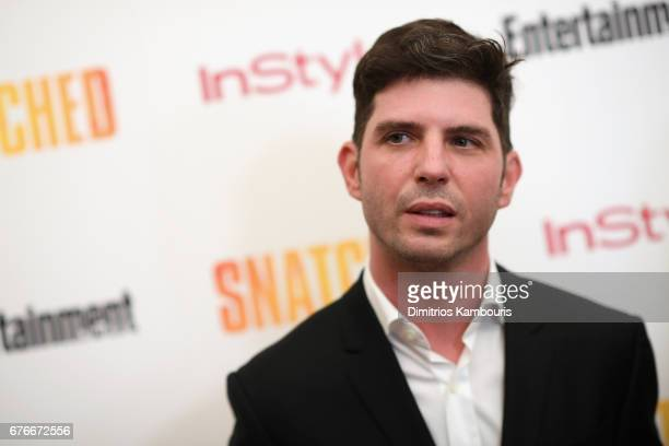 Director Jonathan Levine attends the Snatched New York Premiere at the Whitby Hotel on May 2 2017 in New York City