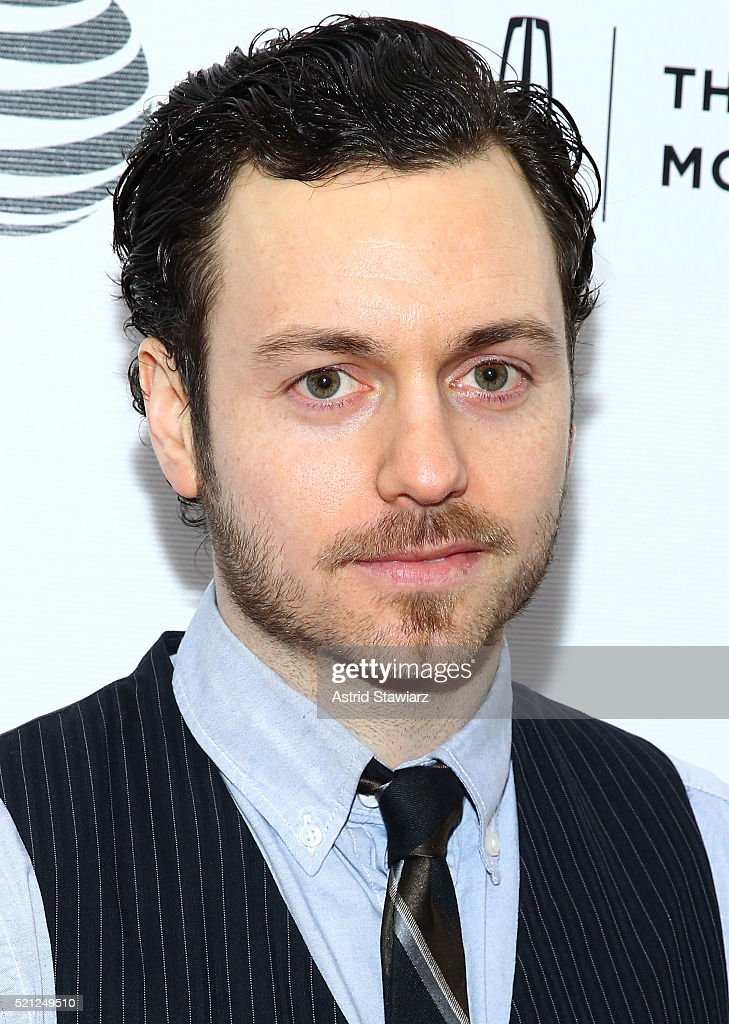 Director Jonathan Napolitano attends the 2016 Tribeca Film Festival Shorts: New York Then at Regal Battery Park Cinemas on April 14, 2016 in New York City.