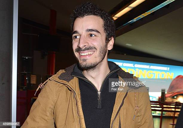Director Jonathan Taieb attends the 'Cheries Cheris' - LGBT 20th Festival - : Closing Ceremony At MK2 Bibliotheque on December 2, 2014 in Paris,...