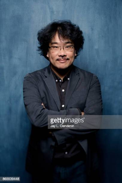 Director Joonho Bong from the film 'Okja' poses for a portrait at the 2017 Toronto International Film Festival for Los Angeles Times on September 11...