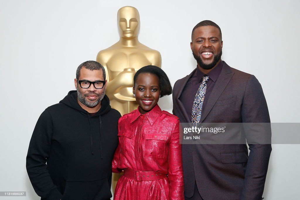 NY: The Academy Of Motion Picture Arts & Sciences Hosts An Official Academy Of Us