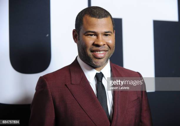 Director Jordan Peele attends a screening of Get Out at Regal LA Live Stadium 14 on February 10 2017 in Los Angeles California