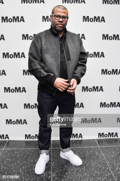 Director Jordan Peele attends the MoMA's Contenders Screening of Get Out at MOMA on November 15 2017 in New York City