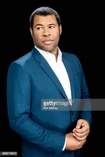 Director Jordan Peele is photographed for Los Angeles Times on November 10 2017 in Los Angeles California PUBLISHED IMAGE CREDIT MUST READ Kirk...