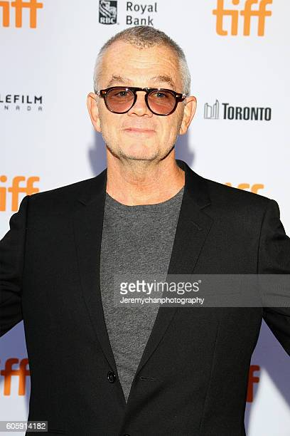 Director Jordan Roberts attends the Burn Your Maps premiere held at Ryerson Theatre during the Toronto International Film Festival on September 15...