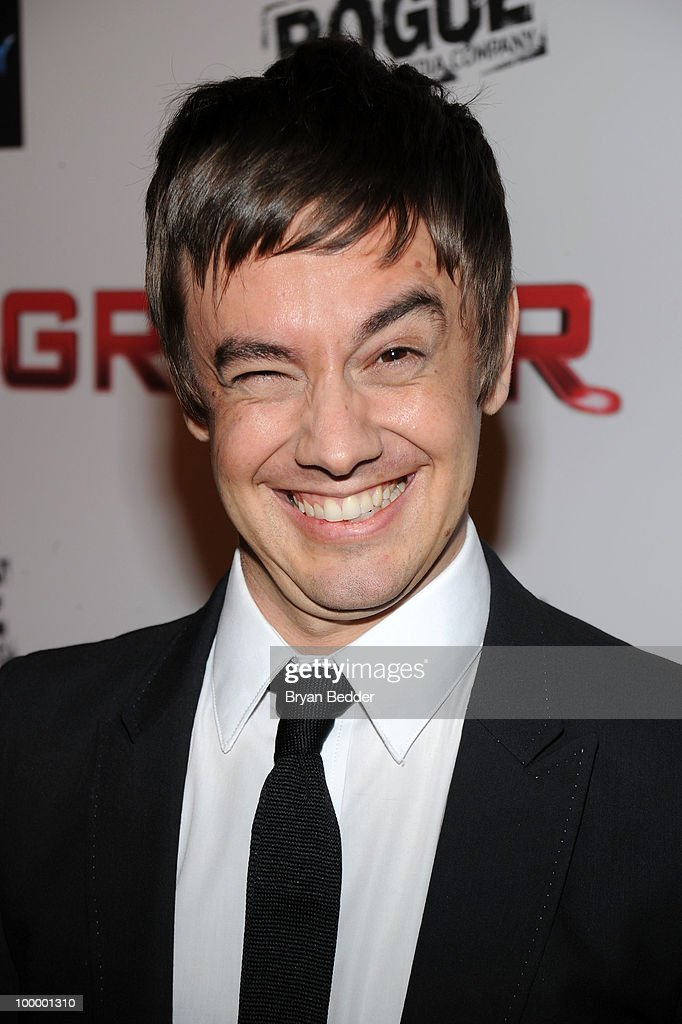 Director Jorma Taccone attends the premiere of 'MacGruber' at Landmark's Sunshine Cinema on May 19, 2010 in New York City.