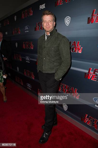 Director Joseph McGinty Nichol aka 'McG' attends the premiere Of Fox Network's 'Lethal Weapon' at NeueHouse Hollywood on September 12 2016 in Los...