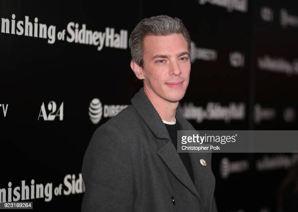 Director Josh Boone attends the premiere of A24 and DirecTV's 'The Vanishing Of Sidney Hall' at ArcLight Hollywood on February 22 2018 in Hollywood...