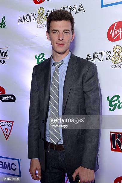 Director Josh Boone attends the Writers Post Premiere Reception at the Virgin Mobile Arts Cinema Centre at the 2012 Toronto International Film...