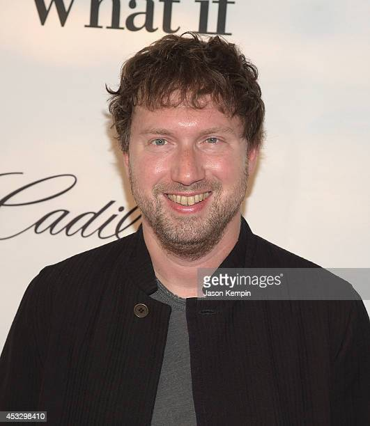 Director Josh Butler attends IvyConnect's 1st Annual Ivy Innovator Film Awards at Landmark Theatre on August 6 2014 in Los Angeles California