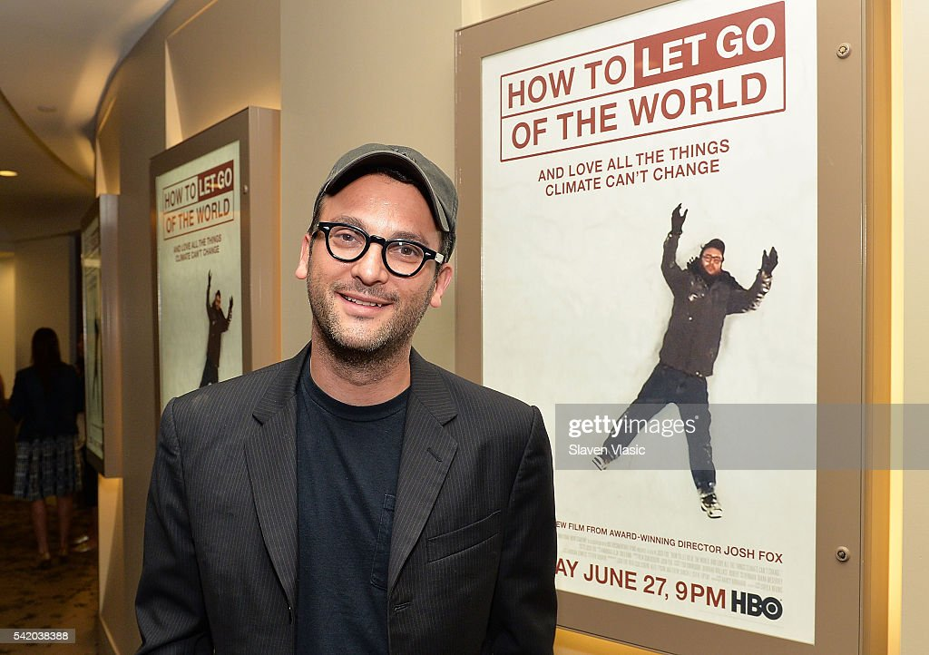 "The NY Screening Of The HBO Documentary ""How To Let Go Of The World And All The Things Climate Can't Change"""