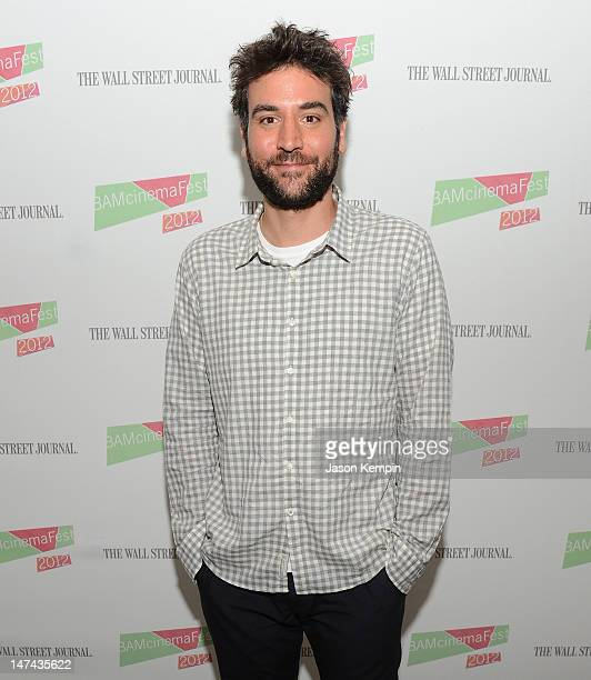 Director Josh Radnor attends BAMcinemaFest 2012 Liberal Arts Screening at BAM Rose Cinemas on June 29 2012 in the Brooklyn burough of New York City