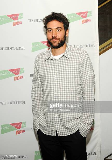 Director Josh Radnor attends the BAMcinemaFest 2012 screening of Liberal Arts at BAM Rose Cinemas on June 29 2012 in the Brooklyn borough of New York...