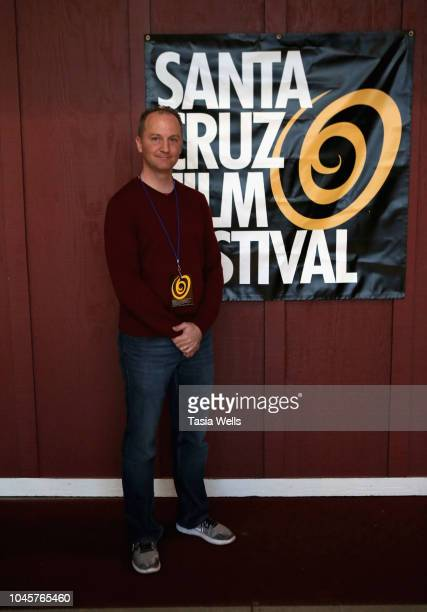Director Joshua Provost attends the 2018 Santa Cruz Film Festival on October 4 2018 in Santa Cruz California