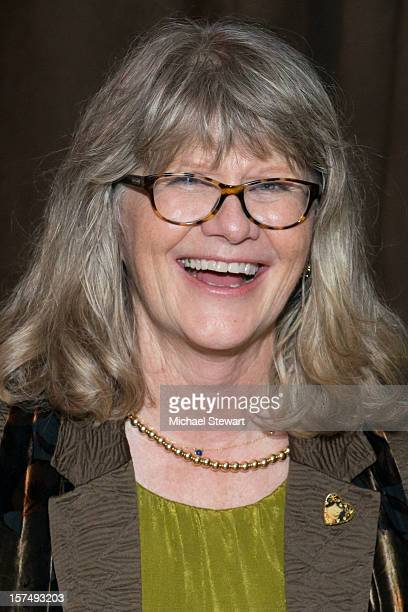 Director Judith Ivey attends the after party for the 25th anniversary celebrity stage reading of Steel Magnolias at Veranda on December 3 2012 in New...