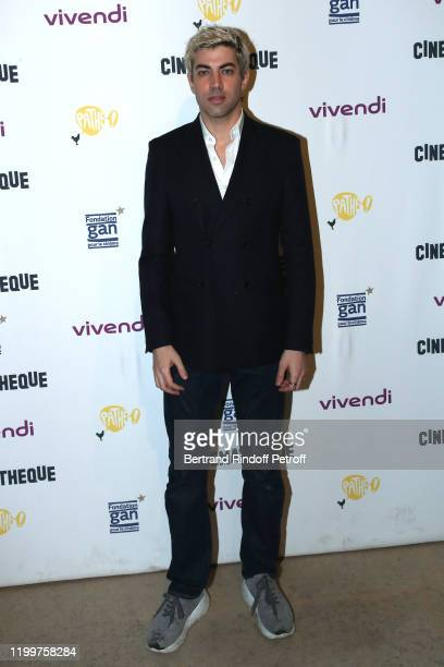 Director Julien Landais attends the Tribute to James Ivory at Cinematheque Francaise on January 15, 2020 in Paris, France.