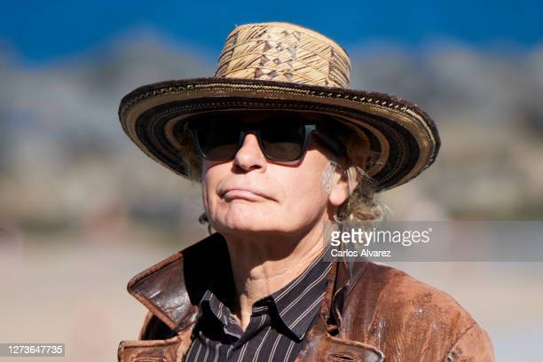 Director Julien Temple attends 'Crock of Gold A Few Rounds With Shane Macgowan' photocall during the 68th San Sebastian International Film Festival...