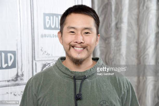 Director Justin Chon visits the Build Series to discuss the film Ms Purple at Build Studio on September 13 2019 in New York City