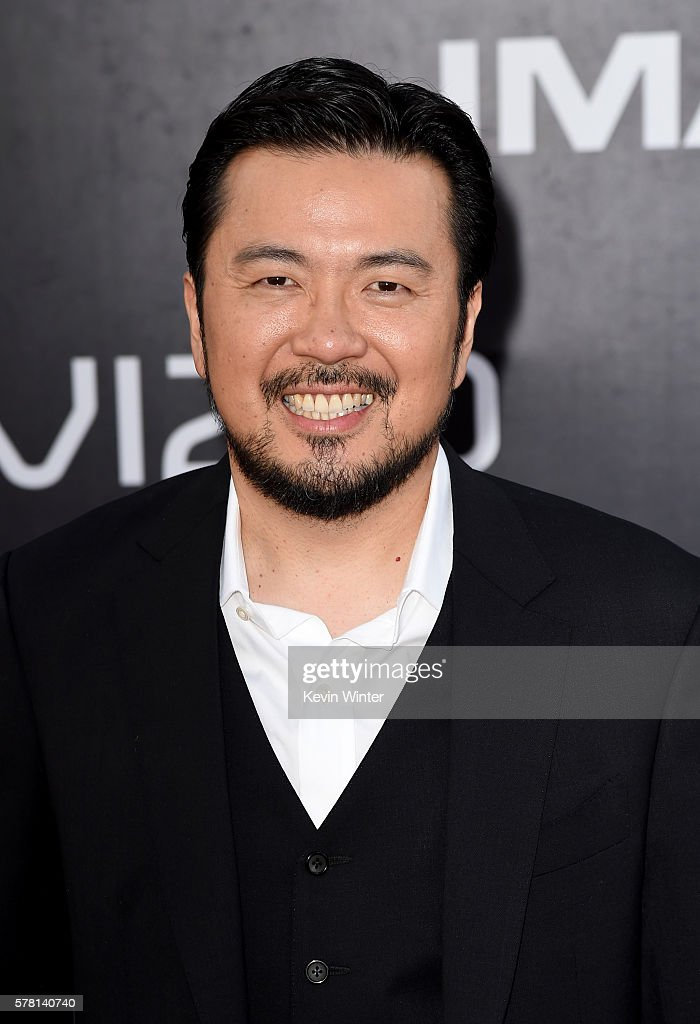 Director Justin Lin attends the premiere of Paramount Pictures' 'Star Trek Beyond' at Embarcadero Marina Park South on July 20, 2016 in San Diego, California.