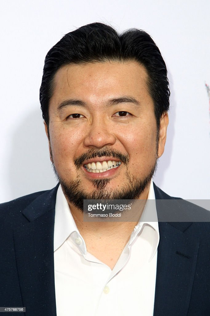 Director Justin Lin is honored with hand/footprint ceremony during the 88th Birthday Commemoration Of TCL Chinese Theatre IMAX at the TCL Chinese Theatre IMAX on June 3, 2015 in Hollywood, California.