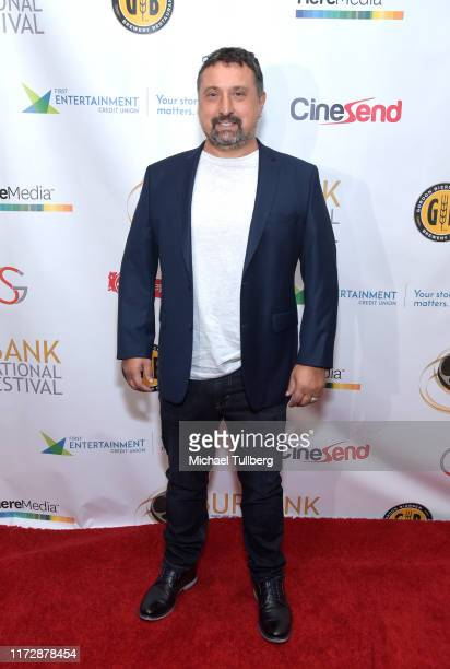 "Director Justin Ward attends the premiere of ""Relish"" at the Burbank International Film Festival at AMC Burbank 16 on September 06, 2019 in Burbank,..."