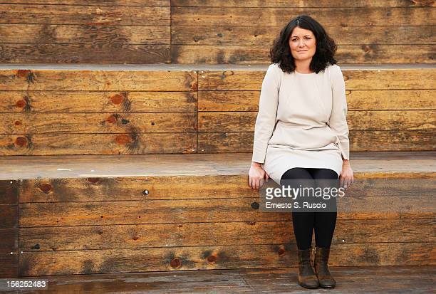 Director Justine Malle attends the 'Jeunesse' Photocall during the 7th Rome Film Festival at the Auditorium Parco Della Musica on November 12, 2012...