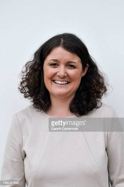 Director Justine Malle during the ''Jeunesse portrait session at the 7th Rome Film Festival on November 12 2012 in Rome Italy