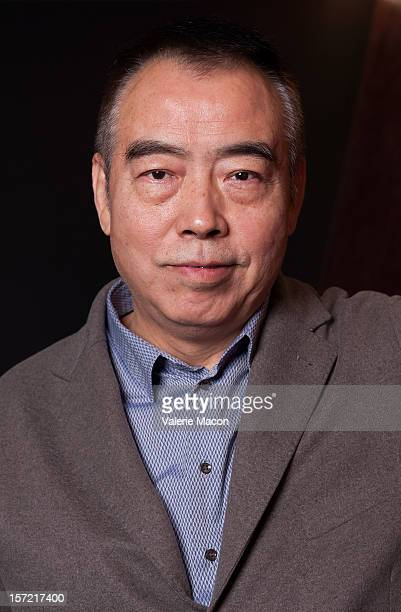 """Director Kaige Chen attends TheWrap's Awards Season Screening Series Presents """"Caught In The Web"""" on November 29, 2012 in Los Angeles, California."""