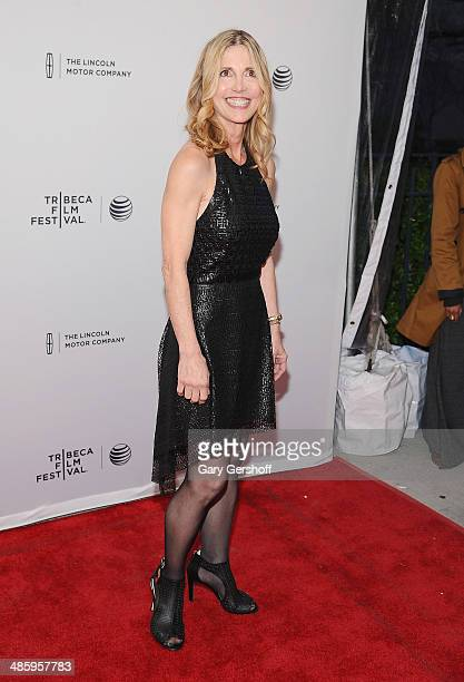 Director Karen Leigh Hopkins attends the screening of Miss Meadows during the 2014 Tribeca Film Festival at SVA Theater on April 21 2014 in New York...