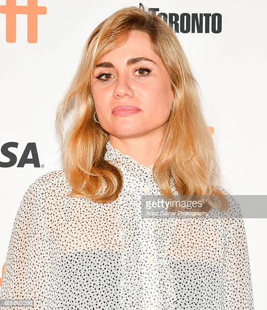 Director Katell Quillevere attends the 'Heal The Living' premiere held at Winter Garden Theatre during the Toronto International Film Festival on...
