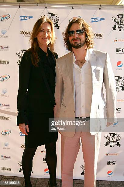 Director Kathryn Bigelow and writer Mark Boal arrive for the premiere of the film The Hurt Locker on day 4 of the 2009 SXSW Film Conference and...