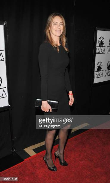 Director Kathryn Bigelow attends the 35th Annual Los Angeles Film Critics Association Awards at InterContinental Hotel on January 16 2010 in Century...