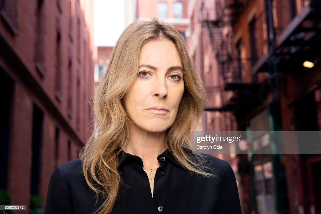 Director Kathryn Bigelow is photographed for Los Angeles Times on July 19, 2017 in New York City. PUBLISHED IMAGE.