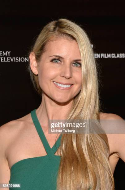 Director Kathy Kolla attends a screening event for Alfred Hitchcock's Jamaica Inn hosted by KCETLink Cohen Media Group and BAFTA LA at SilverScreen...