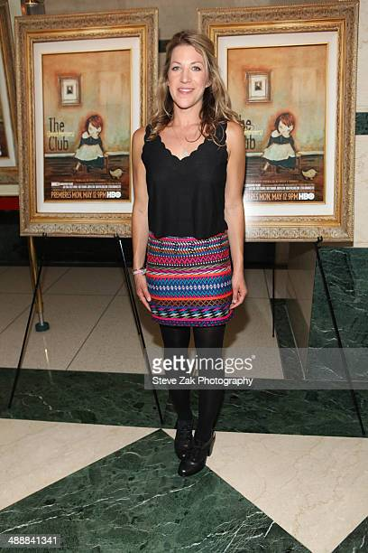 Director Katie Green attends the 'Dead Mothers Club'premiere at HBO Theater on May 8 2014 in New York City