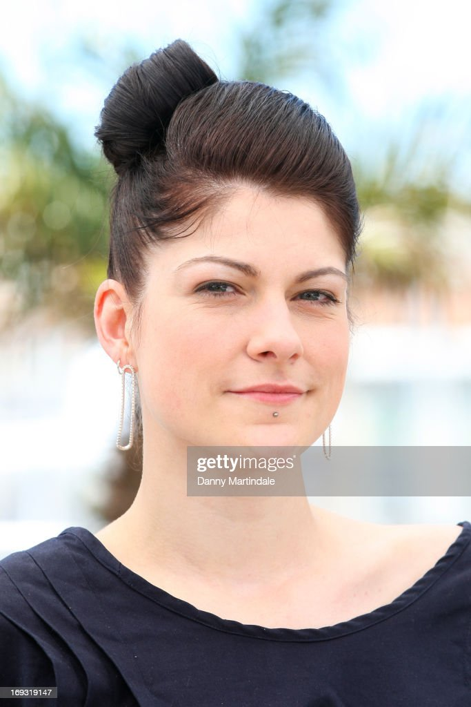 Director Katrin Gebbe attends the photocall for 'Tore Tantz' at The 66th Annual Cannes Film Festival at Palais des Festival on May 23, 2013 in Cannes, France.