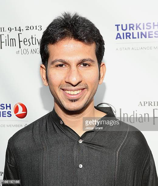 Director Kaushal Oza attends the Indian Film Festival of Los Angeles Opening Night Gala for Gangs Of Wasseypur at ArcLight Cinemas on April 9 2013 in...