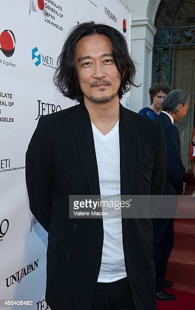 Director Kazuaki Kiriya attends the 2nd Annual Japan Cool Content Contribution Awards Ceremony on September 13 2014 in Los Angeles California