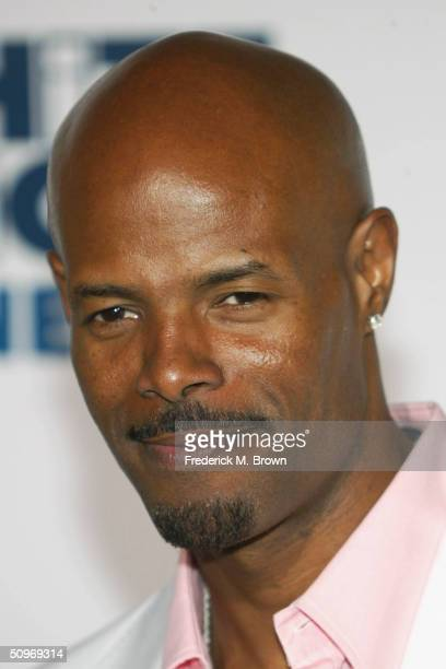 Director Keenen Ivory Wayans attends the film premiere of White Chicks at the Mann Village Theater on June 16 2004 in Westwood California The film...