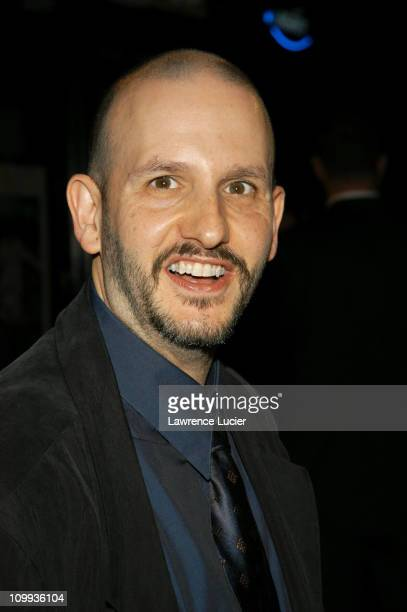 Director Keith Gordon during The Singing Detective New York Premiere Arrivals and After Party at Loews Village Village in New York City New York...