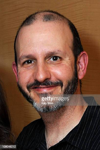 Director Keith Gordon poses at the 2011 DPA Golden Globes Gift Suite at the L'Ermitage Hotel on January 14 2011 in Beverly Hills California