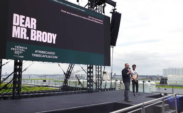 """NY: """"Dear Mr. Brody"""" Premiere - 2021 Tribeca Festival"""