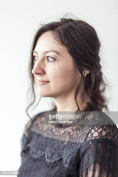 Director Kelly Daniela Norris is photographed for Self Assignment on February 15 2016 in Berlin Germany