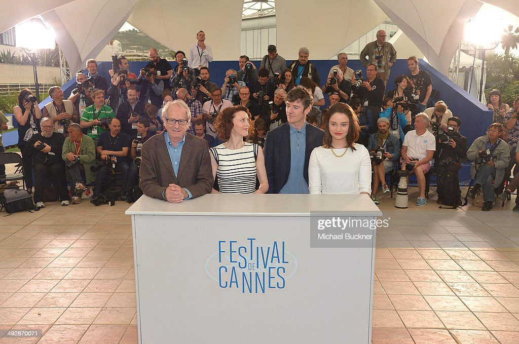 """""""Jimmy's Hall"""" Photocall - The 67th Annual Cannes Film Festival"""