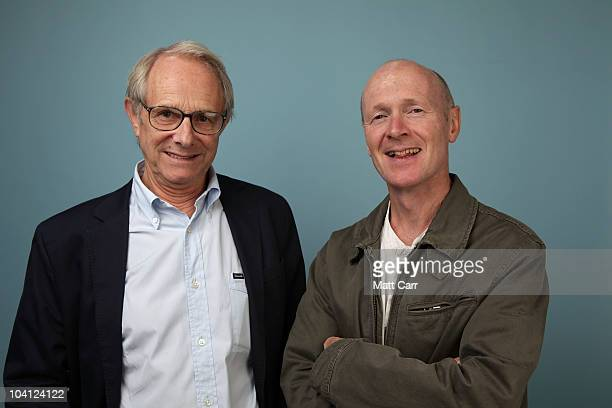 Director Ken Loach and screenwriter Paul Laverty from 'Route Irish' poses for a portrait during the 2010 Toronto International Film Festival in Guess...