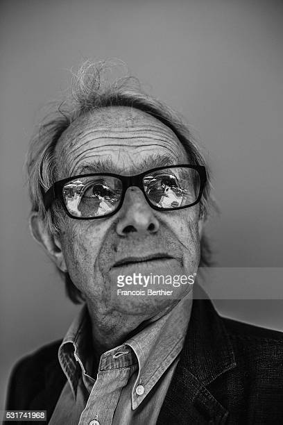 Director Ken Loach is photographed for Self Assignment on May 15 2016 in Cannes France * NO SALES IN JAPAN*