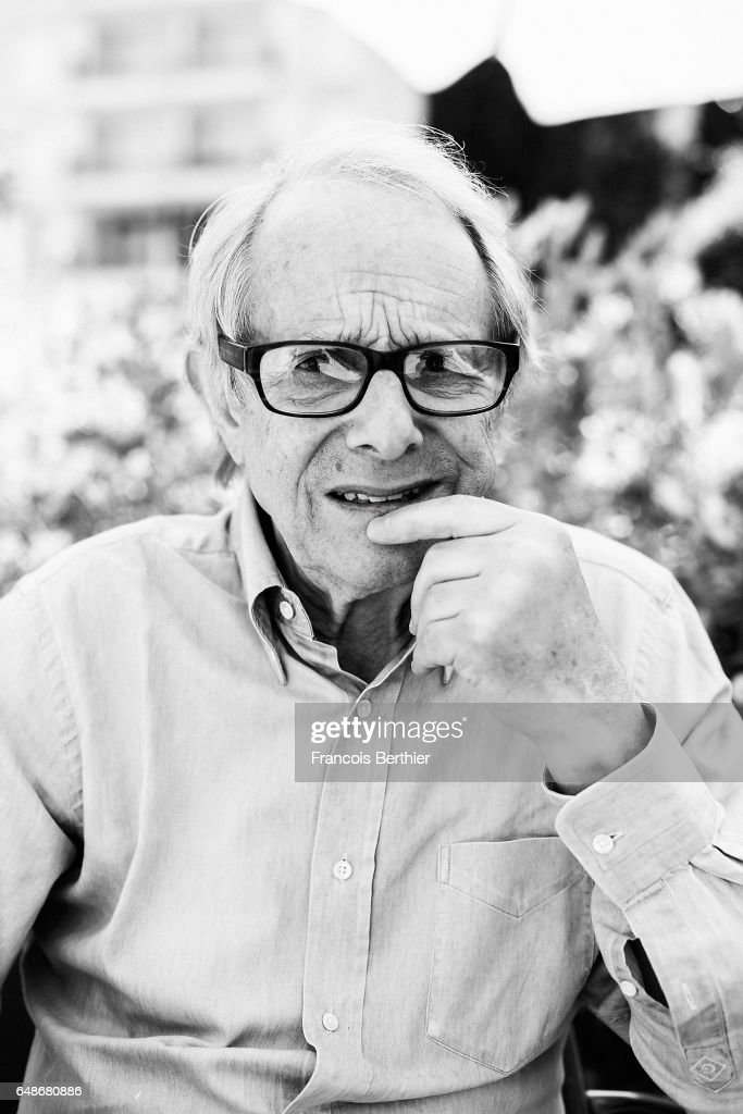 Director Ken Loach is photographed for Self Assignment on May 15, 2017 in Paris, France.
